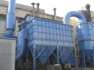 铸造厂除尘器-冲天炉除尘器